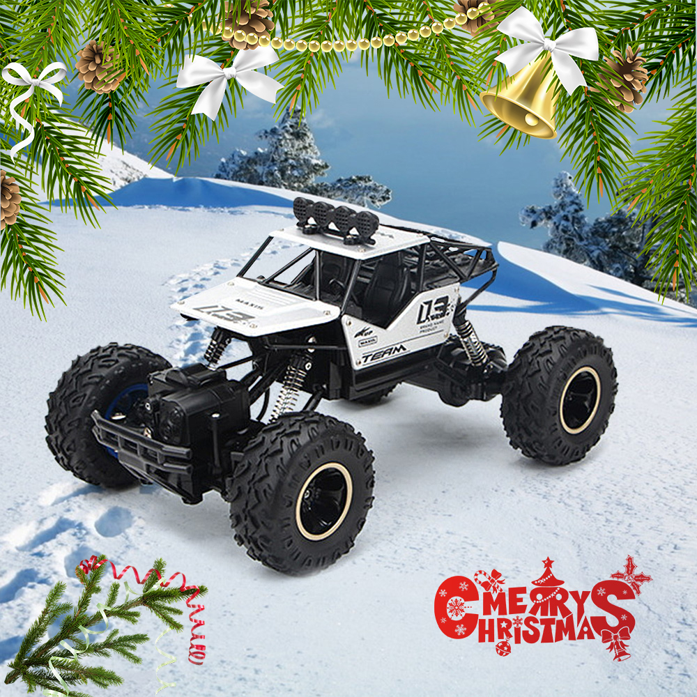 RC Car Christmas gift 1/16 4WD Rock Crawlers 4x4 Driving Car Double Motors Drive RC Remote control car model vehicle toyRC Car Christmas gift 1/16 4WD Rock Crawlers 4x4 Driving Car Double Motors Drive RC Remote control car model vehicle toy