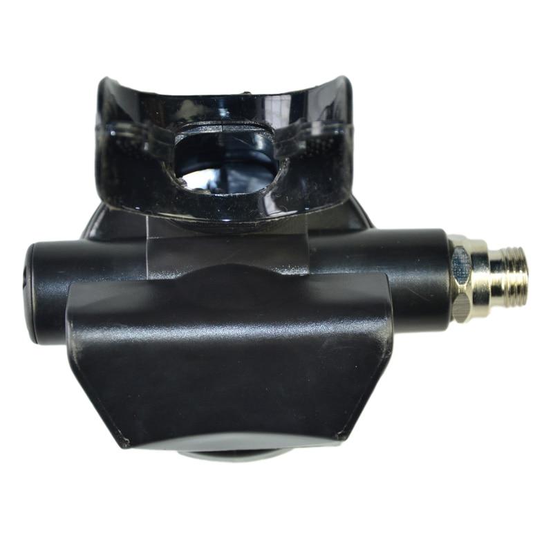 LayaTone 2nd étage régulateur de plongée sous-marine accessoire d'équipement de plongée Octopus avec tuyau basse pression embout en Silicone BS112 - 5