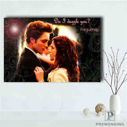 Personalizado The twilight (1) @ Tecido Pano de impressão de Pôsteres Wall Art Pictures For Living Room Decor #18-12-05-3 -63