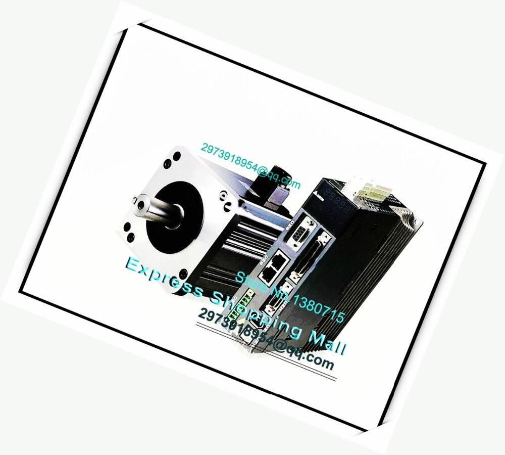 ECMA-C10807RS ASD-A2-0721-F Delta AC Servo Motor & Drive kits 750w 3000r/min new hf kp73 2a 750w 2 4nm 3000r min motor new original