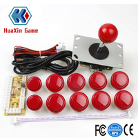 Arcade Game DIY Parts Kit For PC And Raspberry Pi 1 2 3 With Retro Pie