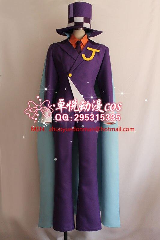 Бесплатная доставка; Детский костюм «фантомный вор» для мужчин