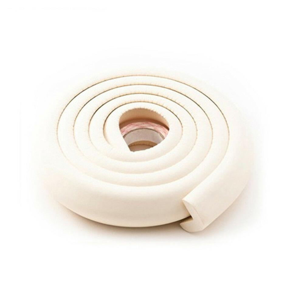 Baby Child Safety Corner Edge Desk Guard Strip Foam Softener Bumper Protector 2M
