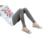 2016 Chegada Nova All Season Adequado Maternidade Magras Leggings de Algodão de Boa Qualidade Durante Todo o Jogo Lápis Calças Para Mulheres Grávidas