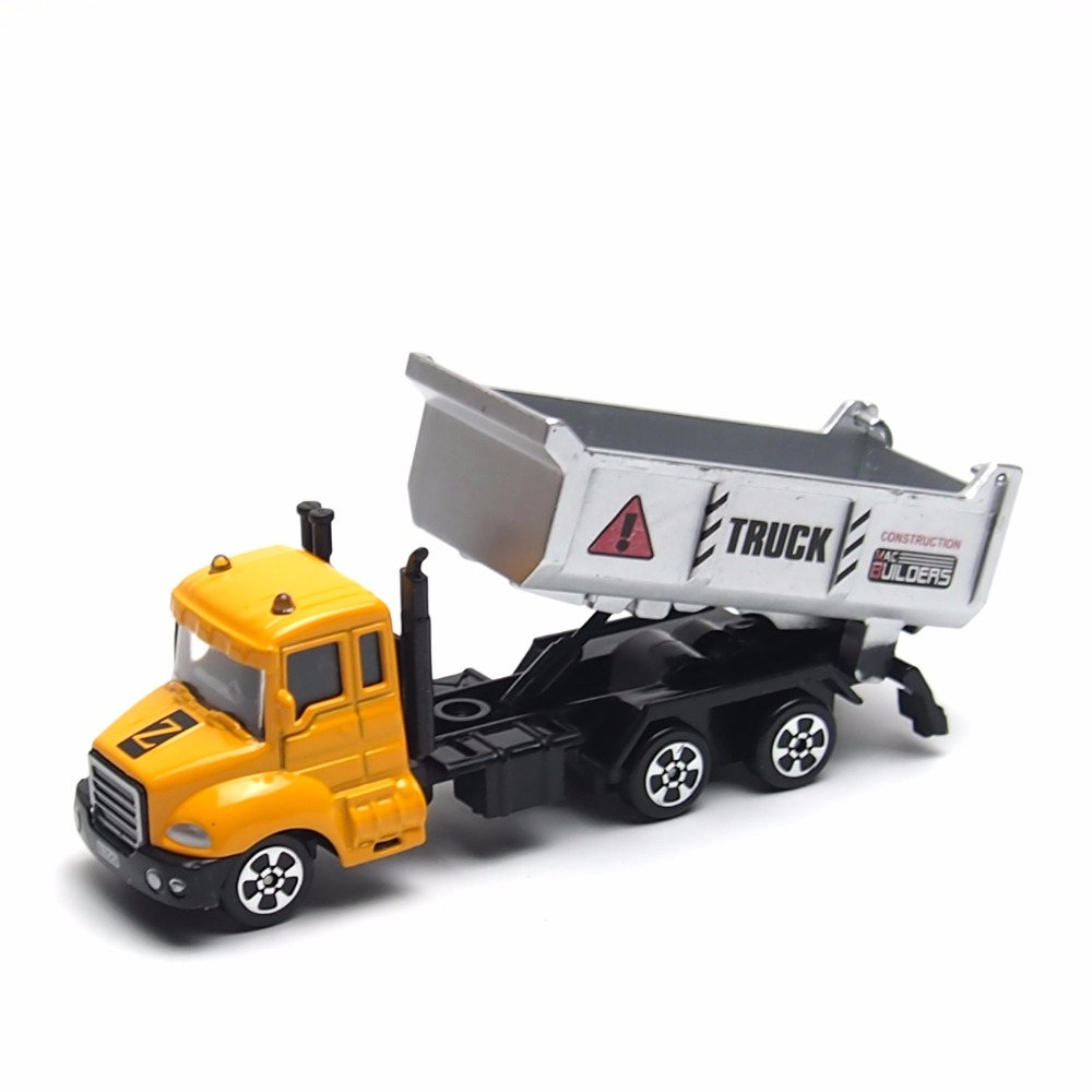 Construction Vehicle Toys For Boys : Mini diecasts car alloy construction vehicle engineering