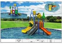 Анти ржавчина детей Одежда заплыва пук дети слайд ce сертифицировано дети Парк развлечений комплект hz 571602