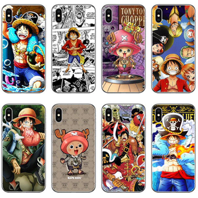coque luffy iphone 8 plus