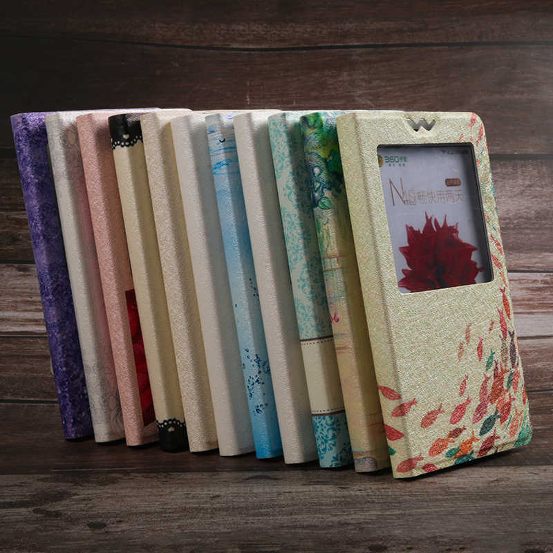 Flip Window Painted Cover Case For Huawei Honor 8X 8A 8C 8 V8 honor8 Lite Honor V8 Protective Shell Mobile Phone Bag Coque