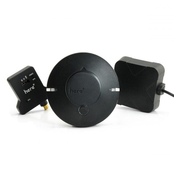 Aquí + V2 RTK GNSS (M8P)