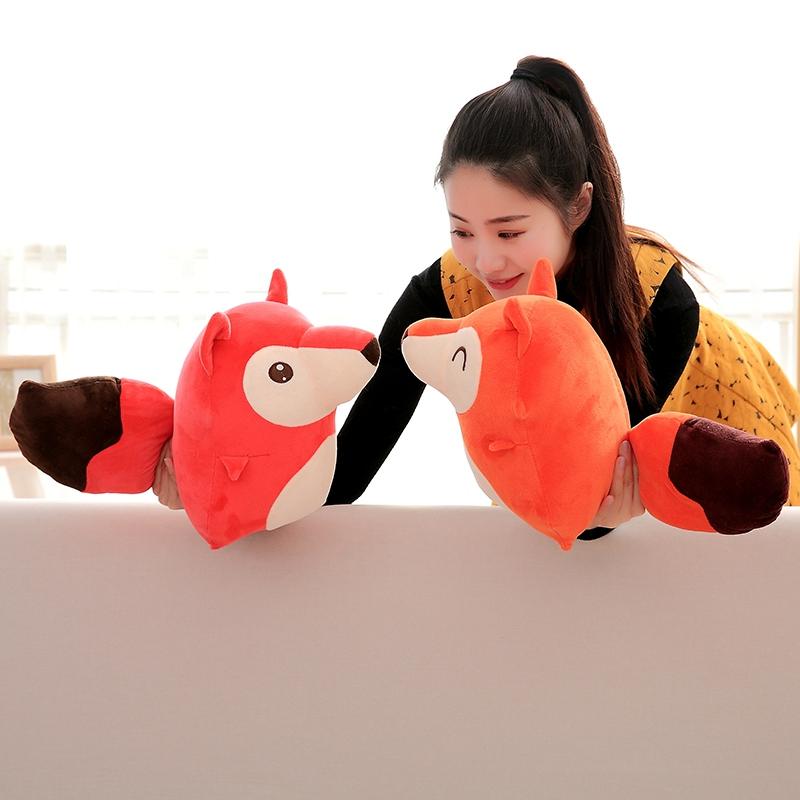 20cm Cute Ali Fox Lover Baby Soft Doll Plush Toys Soft Cotton Stuffed Animals Toys,Birthday Gift 22