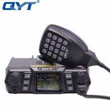 QYT KT 780 בתוספת 100 ואט עוצמה VHF 136 174mhz חם רכב נייד רדיו משדר KT780 200CH ארוך טווח משדר