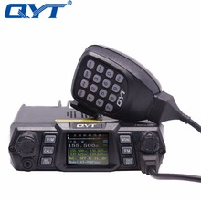 QYT KT 780 Plus 100 watów potężny VHF 136 174mhz Ham samochodowy przenośny nadajnik odbiornik radiowy KT780 200CH daleki zasięg Transceiver