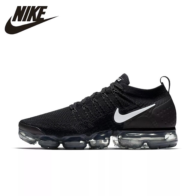 Nike Air vapeur Max Flyknit 2 hommes chaussures de course baskets respirant Sport plein Air chaussures 942842