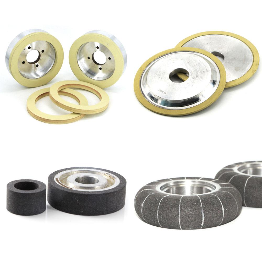 Vitrified bond diamond CBN grinding wheel