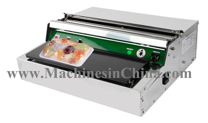 plastic wrap machine