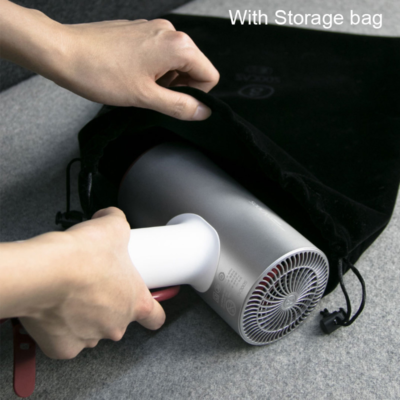 geekoplanet.com - New Original Xiaomi Mijia Soocas Hair Anion H3 Quick-dryer
