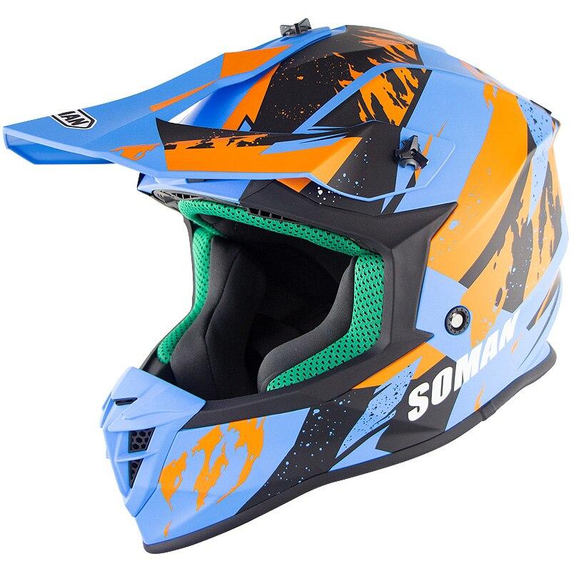 Ece capacete da motocicleta duplo d anel fivela ktm fora da estrada capacetes ktm motocross mt ls2 capacete trovão motociclismo