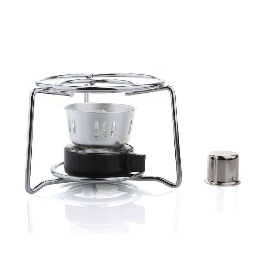 Ecocoffee 1Set Siphon Burner- ը դարակաշարով Espresso Moka - Խոհանոց, ճաշարան եւ բար