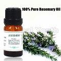 Pure alecrim óleo essencial 10 ml cuidados com a pele eliminar dores musculares vigília Mental efeito curativo hidratante diminuir os poros