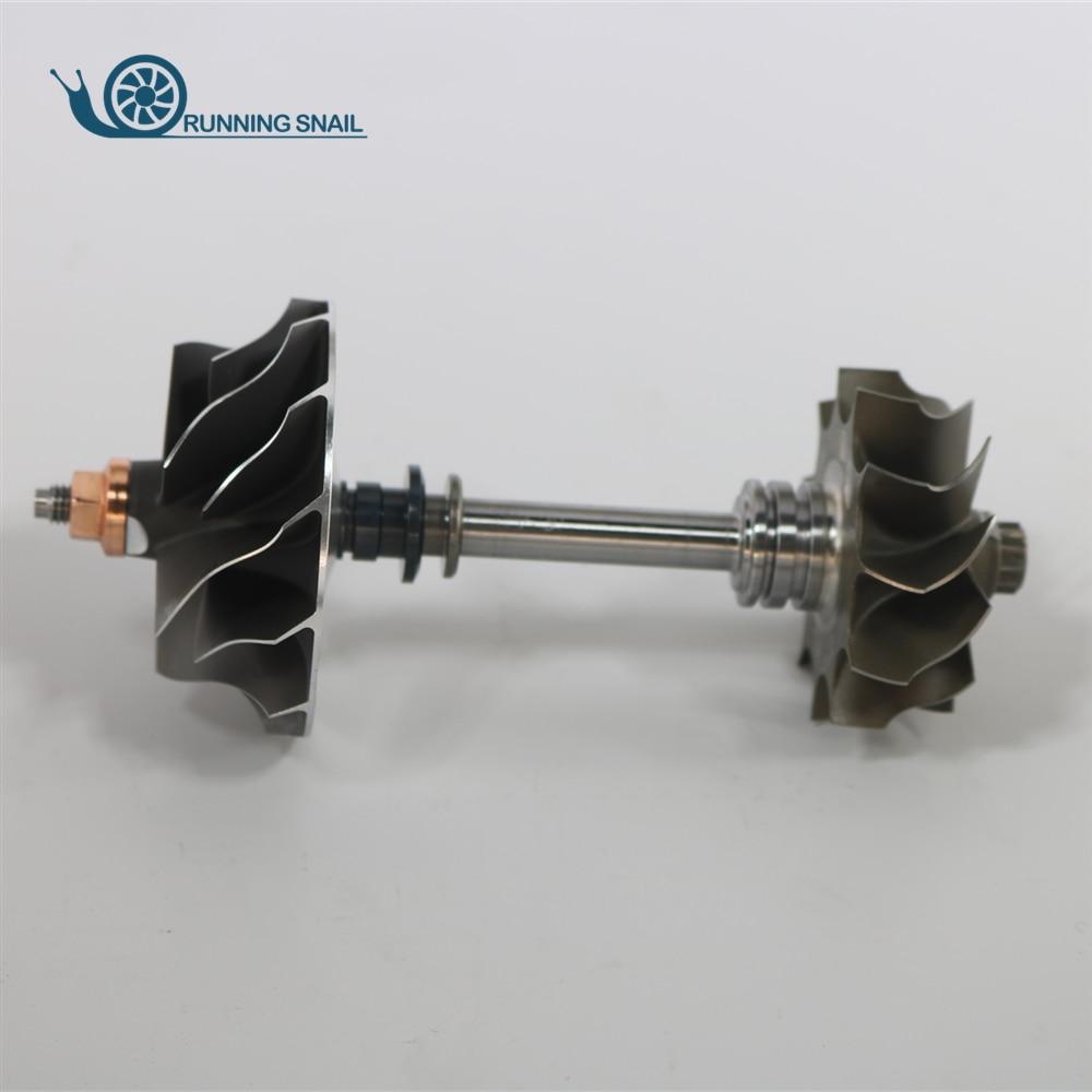 Turbocharger ROTOR TF035 49135-03411 49135-03410 ME191474 FOR Mitsubishi Pajero/Shogun MK3  III 3.2 Di-D 4M41