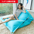 Modern Beanbag Sofa Living Room Furniture Sofas Bean Bag Chair For Living Room Fashion Leisure Azure Bean Bag Sofas
