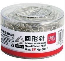 Deli 0037 deli 0038 игольчатый цилиндрический круглый металлический