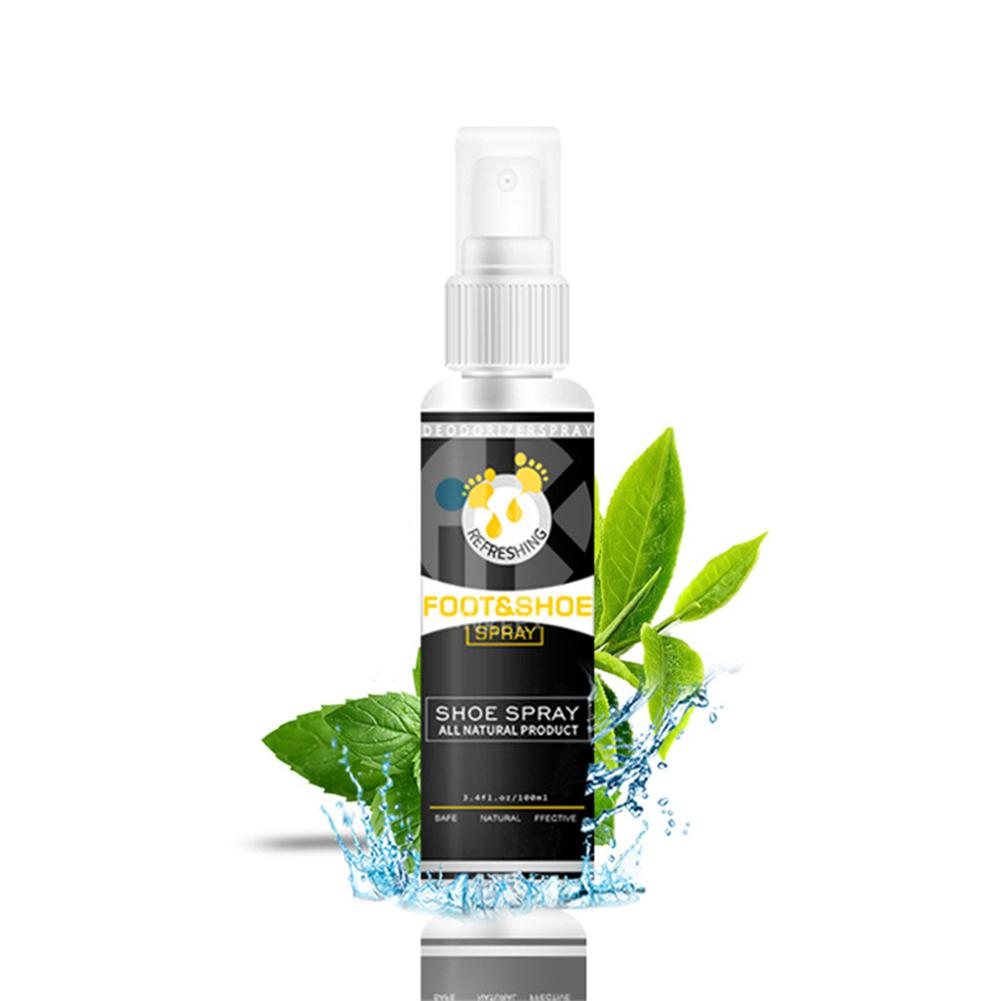 100ml Antifungal Foot Spray Soothes Itching Promotes Healthy Feet Skin Care Ringworm Toenail Fungus Itch Acne Treatment