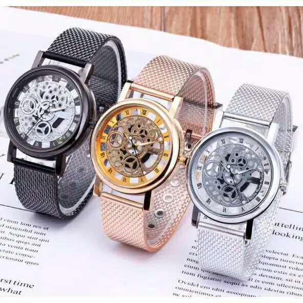 Relogio Masculino Montre Fashion Men Watch Luxury Brand Women Dress Wristwatches Ladies Simple Quartz Watches Saati Reloj Hombre