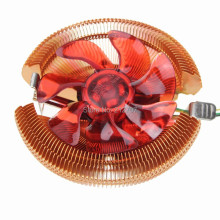 Free shipping  PC CPU Heatsink Cooling Fan Cooler For Intel LGA775 AMD AM2 AM3 92x25mm цена и фото