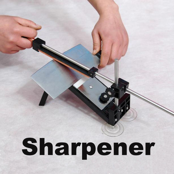 Fixed angle Knife Sharpener Professional Cutlery Knife Sharpener Sharpening System Household Knife Sharpener Kitchen Tools