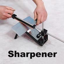 Festwinkel Messerschärfer Professionelle Besteck Messerschärfer Schärfen System Haushaltsmesserschärfer Küche Werkzeuge