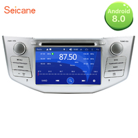 Seicane 7 2din HD Touchscreen Android 8.0 DVD Multimedia Bluetooth GPS for Toyota Harrier Toyota Harrier lexus rx300 330 350