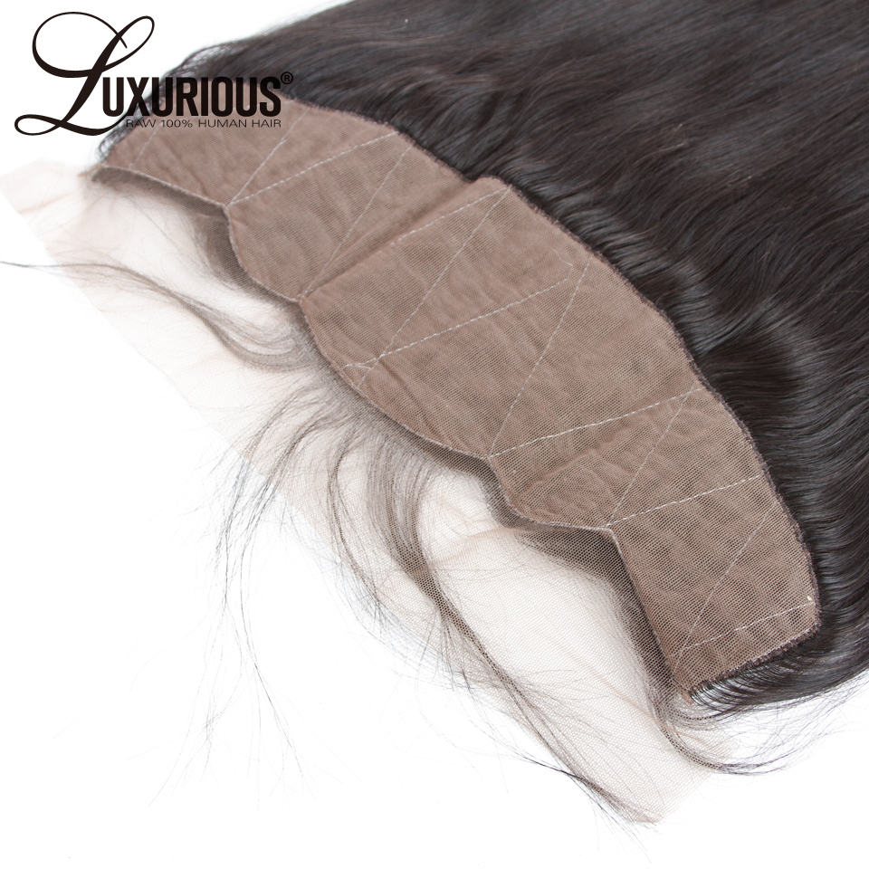 Body Wave 13x4 Ear To Ear Full Silk Base Lace Frontal Closure Peruvian Remy Hair Pre Plucked Natural Hairline With Baby Hair