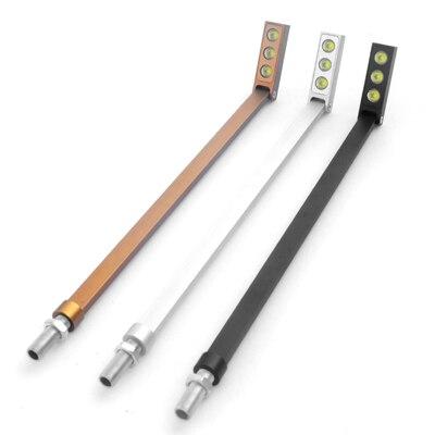 18CM Height 110V/220V/12V 3W Led Display Cabinet Lights