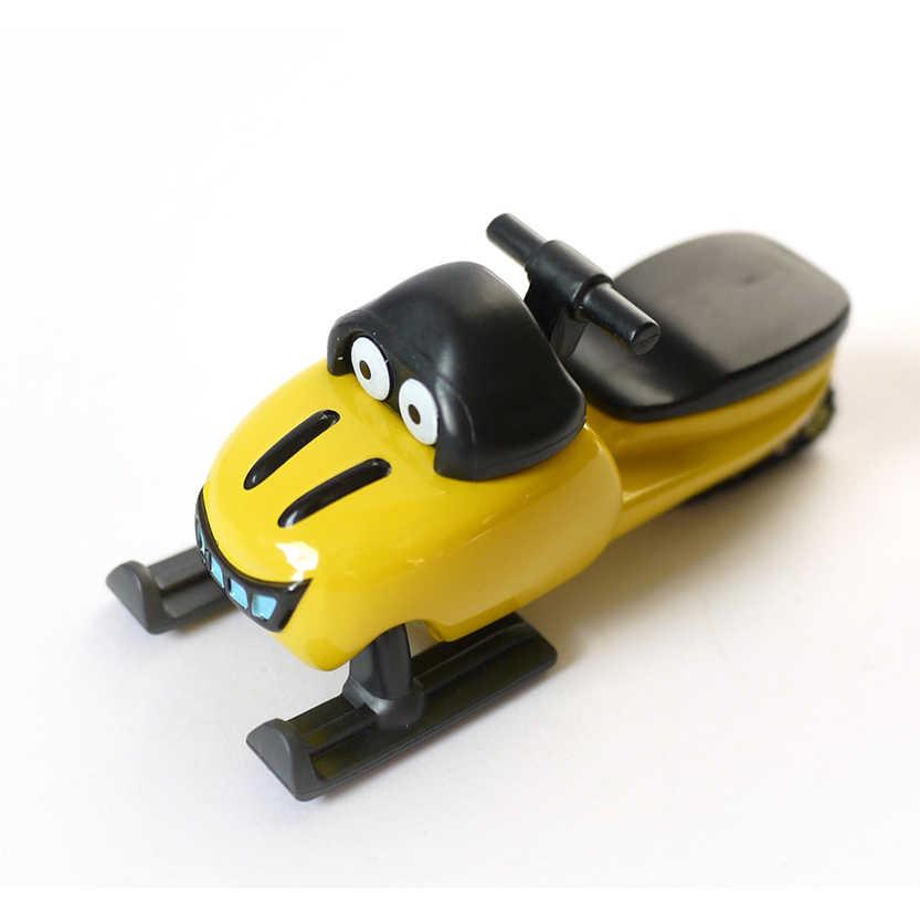D919 무료 배송 뜨거운 판매 어린이 장난감 밥 빌더 엔지니어 합금 장난감 자동차 트럭 모델 (노란색 썰매)