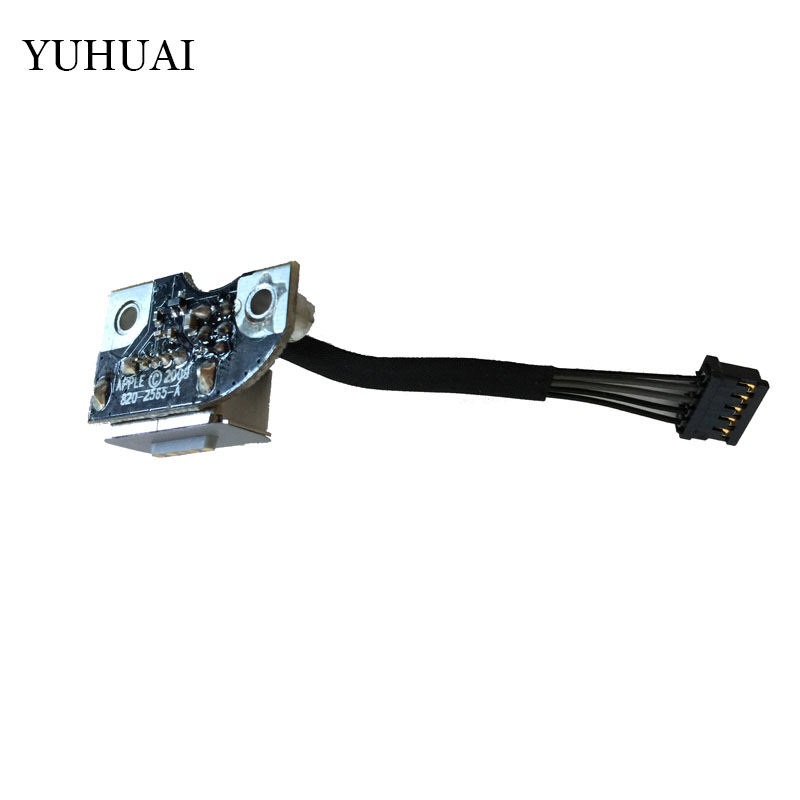 все цены на  For Macbook Pro A1297 A1286 A1278 DC Power Jack Board 820-2565-A Fit 2009 2010 2011 2012 Year  онлайн
