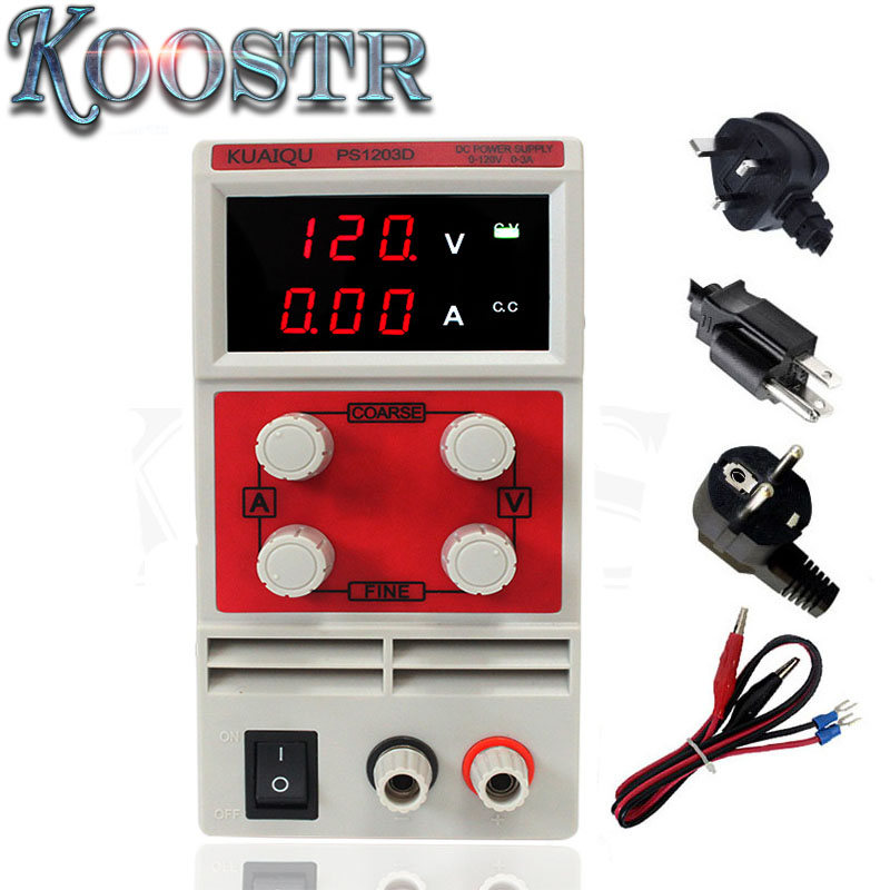 0 1V0 01A 120V 3A Rework Station Mini professional Switching Regulated Adjustable DC Power Supply SMPS