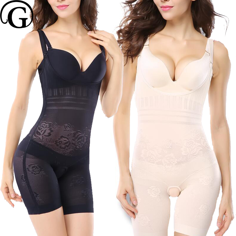 ee91b587d PRAYGER New Women Slimming Full Body Shapers Seamless Invisible Control Waist  Shapewear Lift Butt Bodysuits Underwear