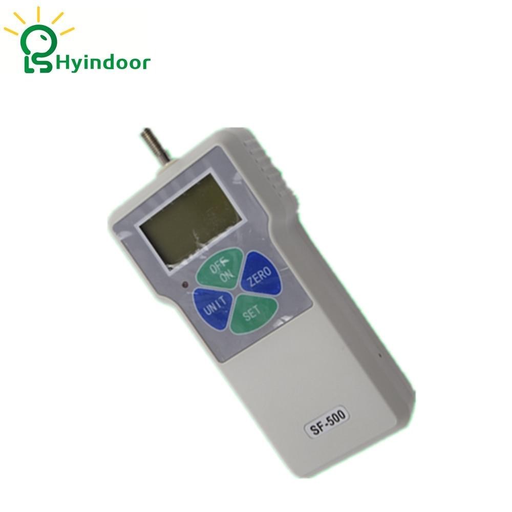 500N digital portable push pull force gauge dynamometer force tester  3n digital portable push pull force gauge dynamometer force tester
