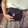 Hot Sales Brand Women Bags Vintage PU Leather Handbag Women Shoulder Bag Small Size Women Messenger Bag Single Strap Purses