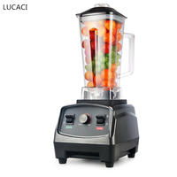 1600W 2L home professional smoothies power blender juicer mixer