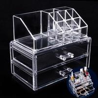 Useful Acrylic Cosmetic Organizer Drawer Makeup Case Storage Insert Holder Box V3NF