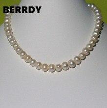 Collier de Perles pour Gentille Dame VRA ...