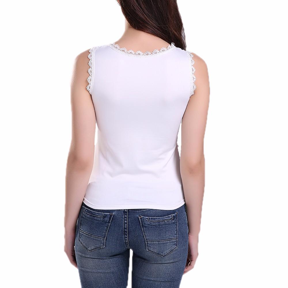 HTB1ajMmNFXXXXalapXXq6xXFXXXX - New Women Lace Vintage Sleeveless Blouse Casual Shirts