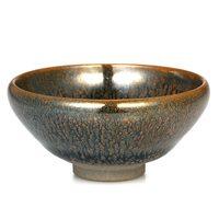 Partridge Feather Mottle Jianzhan Tea Cup Mini Tea Bowl Tenmoku Teacup Chinese Kungfu Tea Cup Crafts Vintage Style Glaze Teaware