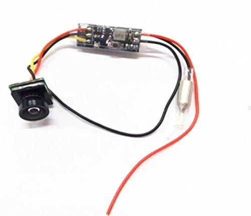 JMT Q25 MINI VTX+CAMERA 25mw 16CH Transmitter 800TVL Coms Camera for KINGKONG 90GT RC Drone Quadcopter F19769