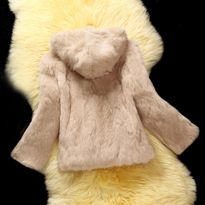 Fur Coat Women Real Fur Jacket Hoodies Whole Fur Waistcoat Plus Size Factory Big Size Customize Color And Size Fur Ksr627