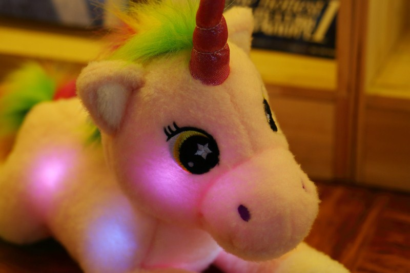 macios para crianças luzes de natal brinquedo 50cm