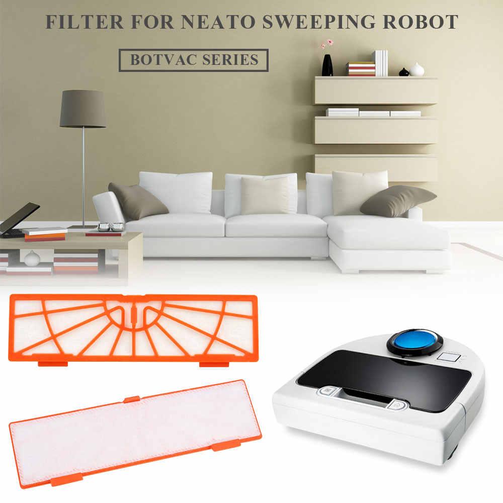 Фильтр-экран для HEPA фильтра подметания робот запасные аксессуары Запчасти пылезащитный пластик для Neato товары для дома очиститель