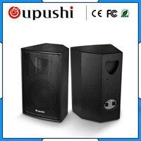 Oupushi F12 12 дюймов Dj динамик oupushi 300 Вт Профессиональный сабвуфер